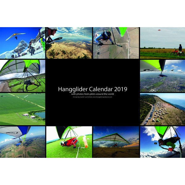 Hangglider Calendar and Quartet